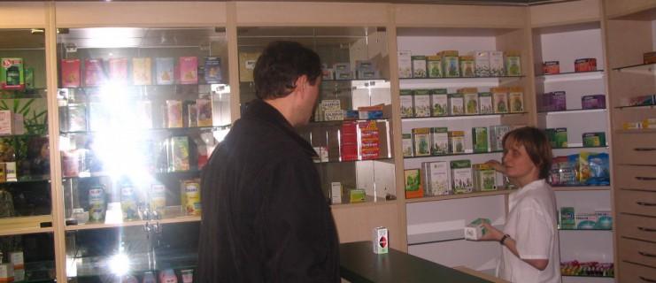 Výdejna léků